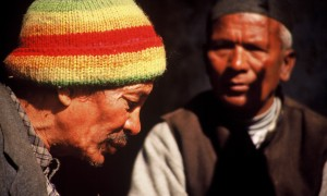 Chorten Nepal Kathmandu DS 13
