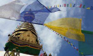 Chorten Nepal Kathmandu Swayambu