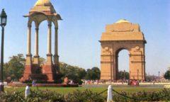 Chorten Delhi Rajpath