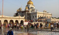 Chorten Delhi Gurudwara Bangla Sahib