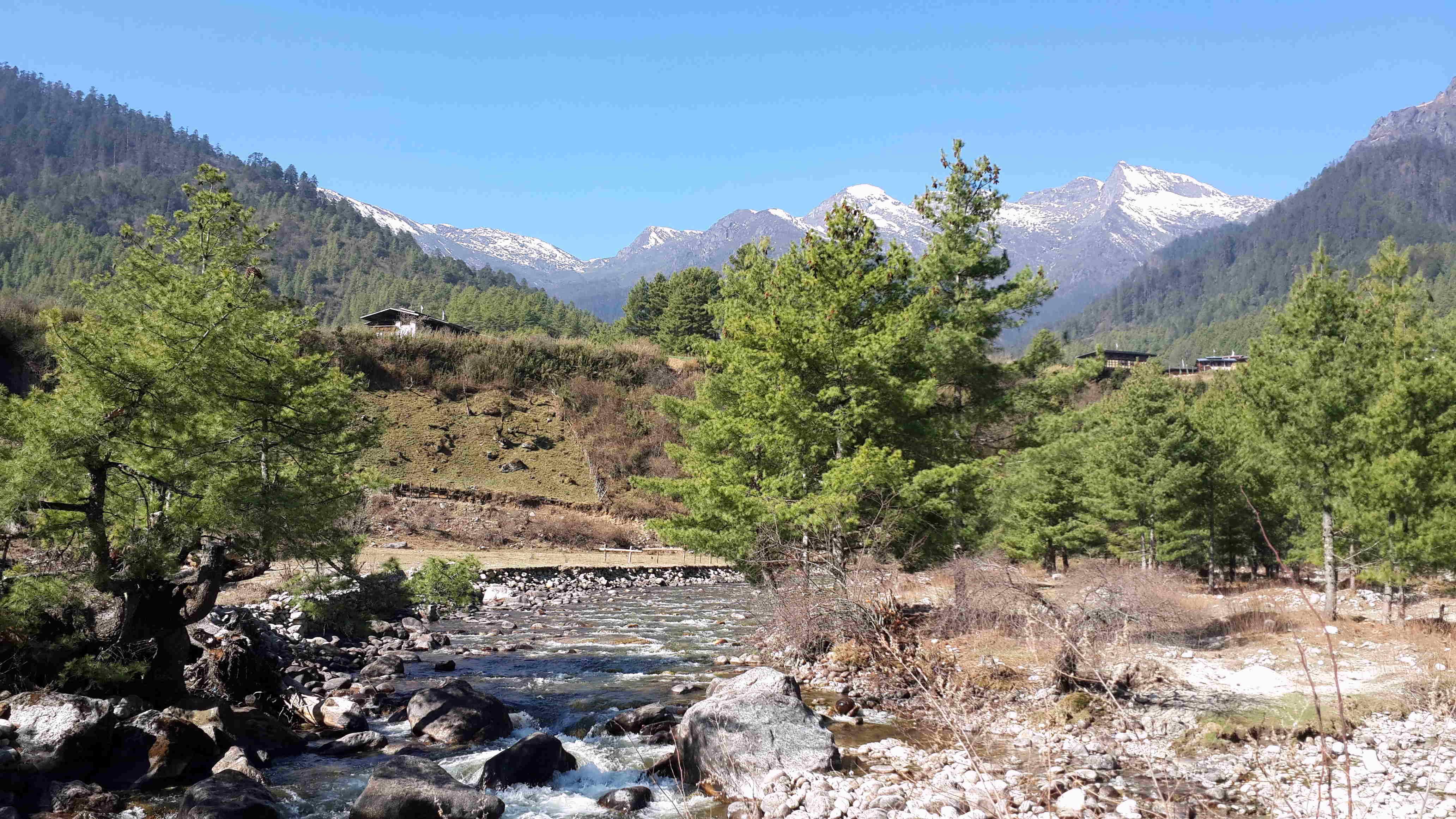 Experiências e objetivo do Butão