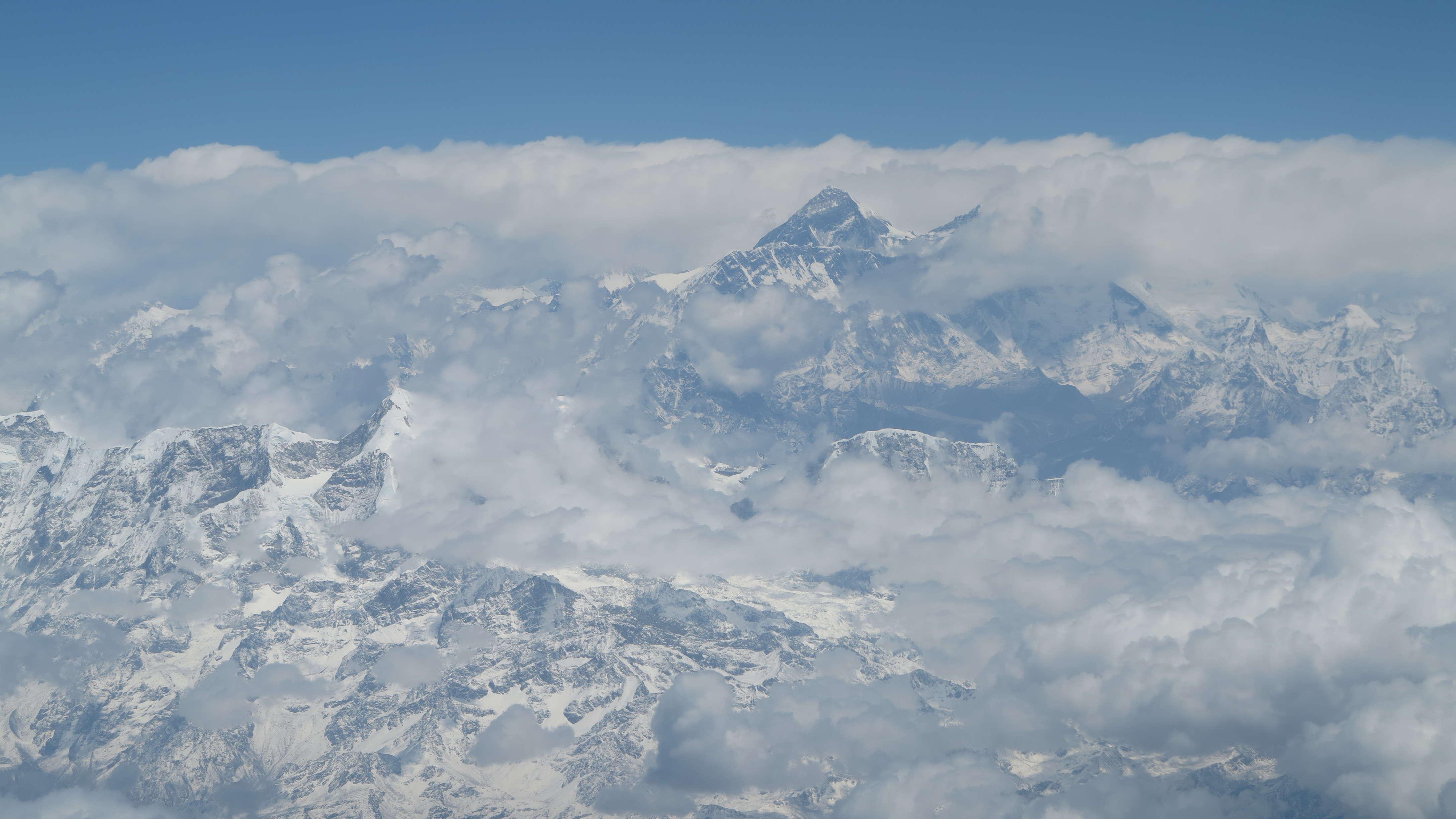 Voo Panorâmico ao Everest