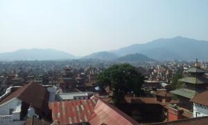 Chorten Nepal Kathmandu DS view md