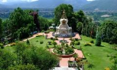 Chorten Nepal Kathmandu Kopan