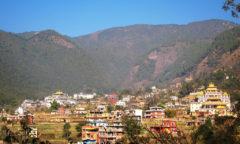 Chorten Nepal Kathmandu Pharphing 2