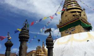 Chorten Nepal Kathmandu Swayambu 136 md