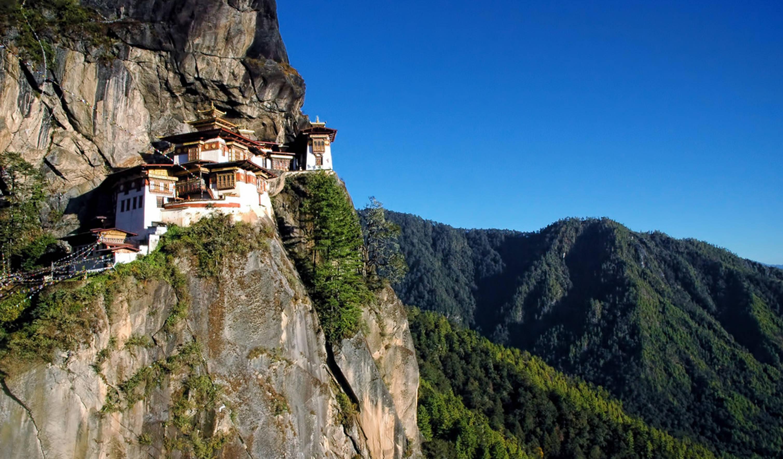 Viagens ao Butão