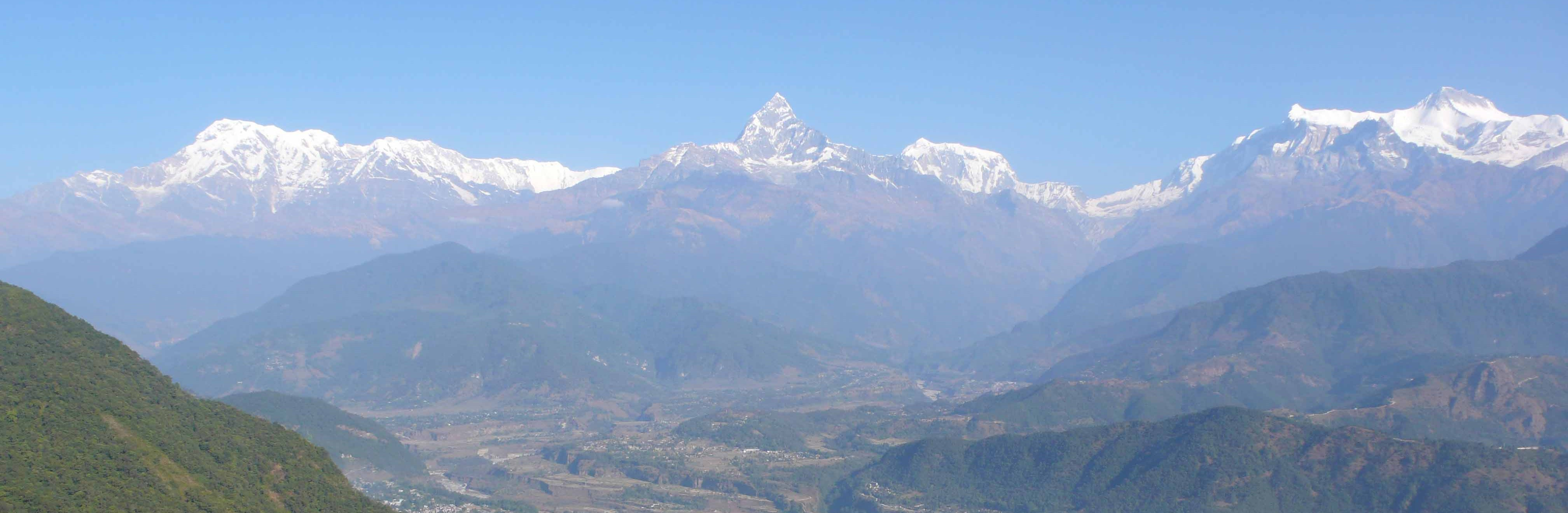 Vale de Kathmandu, Chitwan e Pokhara