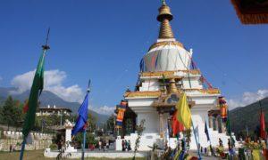 Chorten Thimphu 4