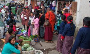 Chorten Thimphu Market