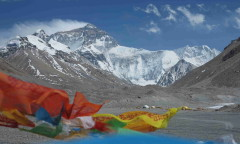 Chorten Tibete Rongbuk Everest - md
