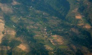 Chorten Nepal Kathmandu Vale Terracos - md