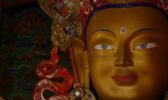 Chorten Ladakh Thiksey