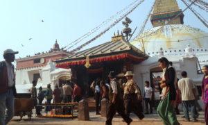 Chorten Nepal Kathmandu Boudhnath p md