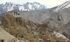 Chorten Ladakh Lamayuru