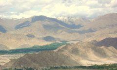 Chorten Ladakh Leh Shanti Stupa