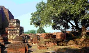 Chorten Rajgir Nalanda p md
