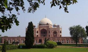 Chorten Delhi Humayun p md quadr