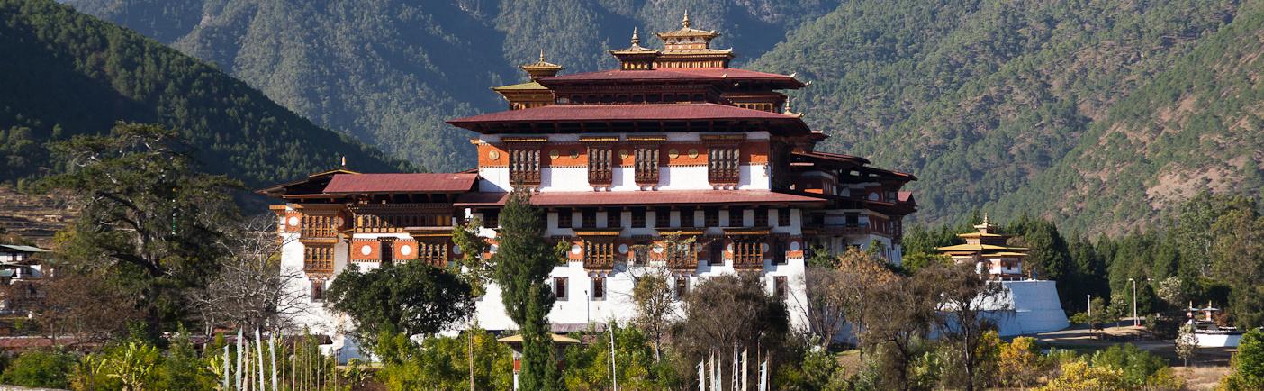 Vale de Kathmandu e Butão