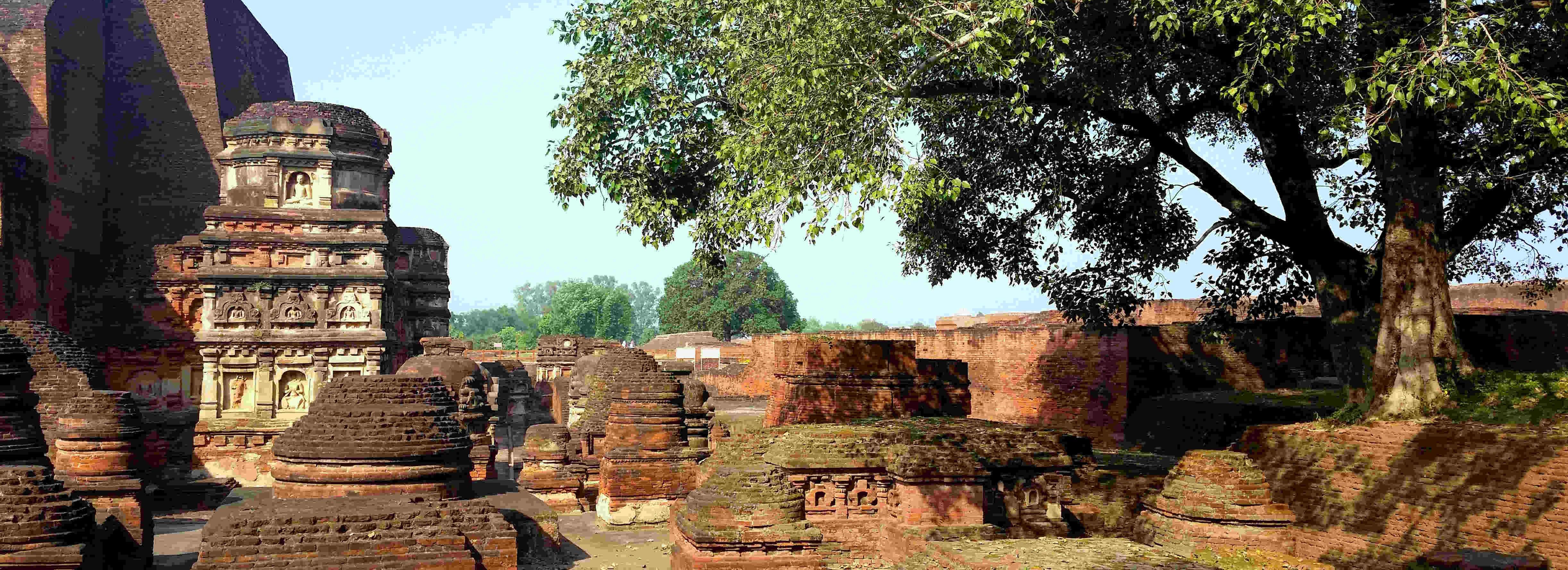 Os Quatro Locais Mais Sagrados do Budismo