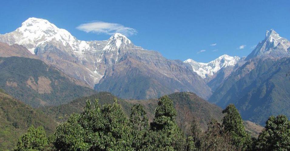 Trekking Poon Hill na Região dos Annapurnas
