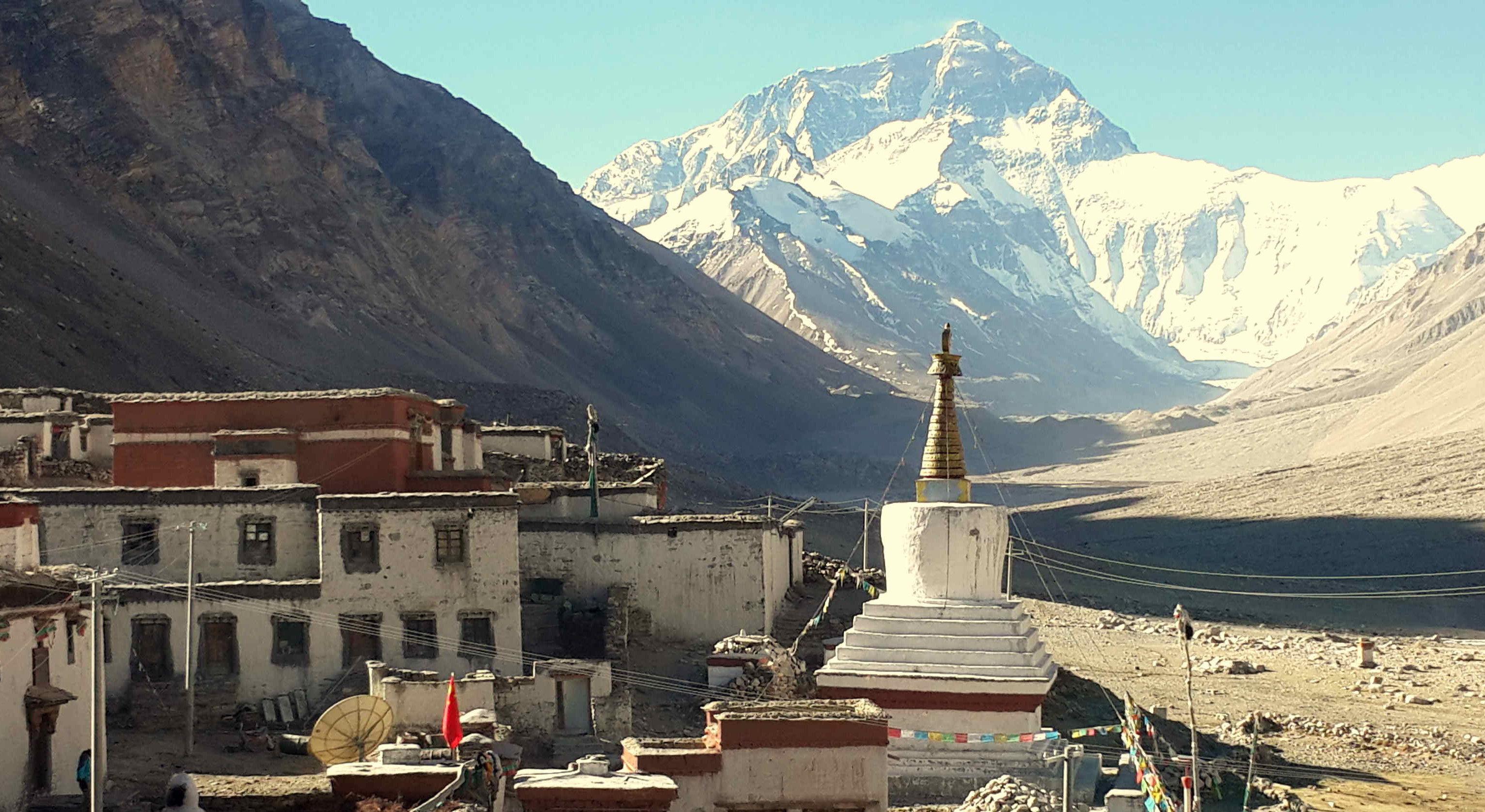 Experiências e objetivo do Tibete
