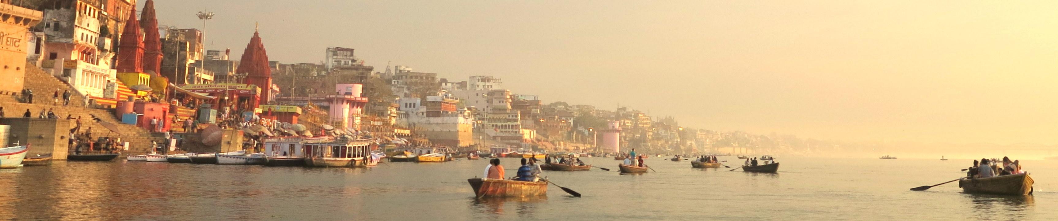 Yoga Kamla na Índia