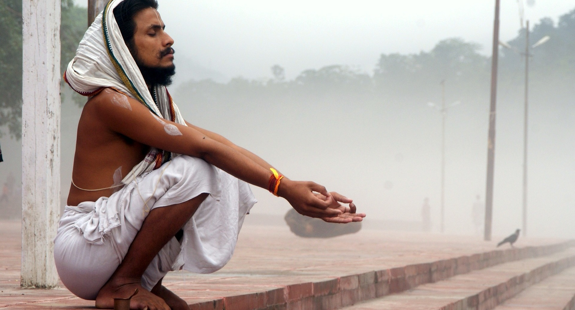Yoga Integral na Índia