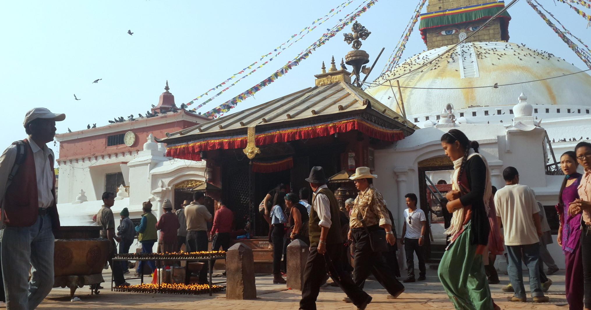 Extensão Experiências e Objetivo do Nepal
