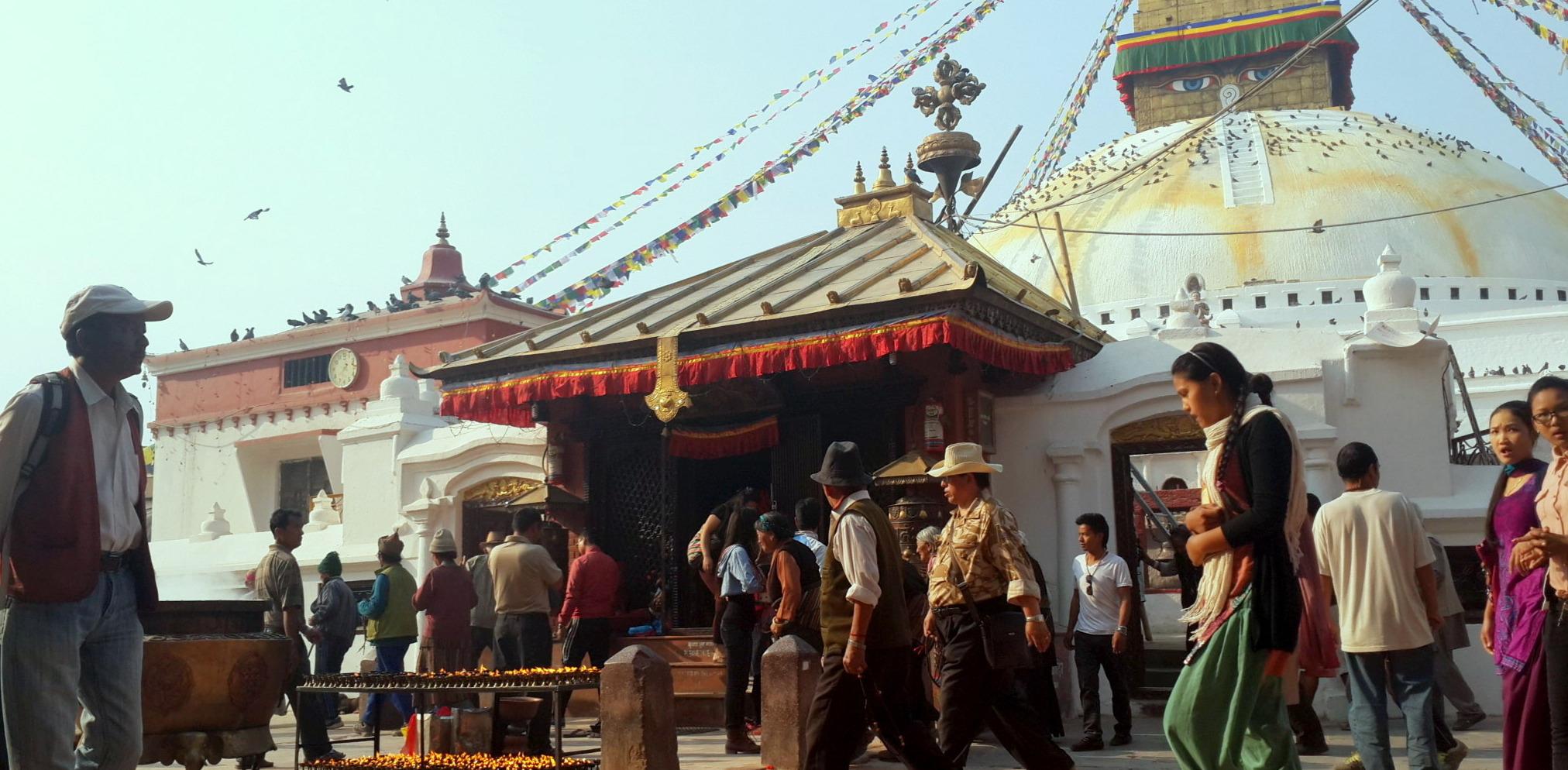 Experiências e objetivo do Nepal