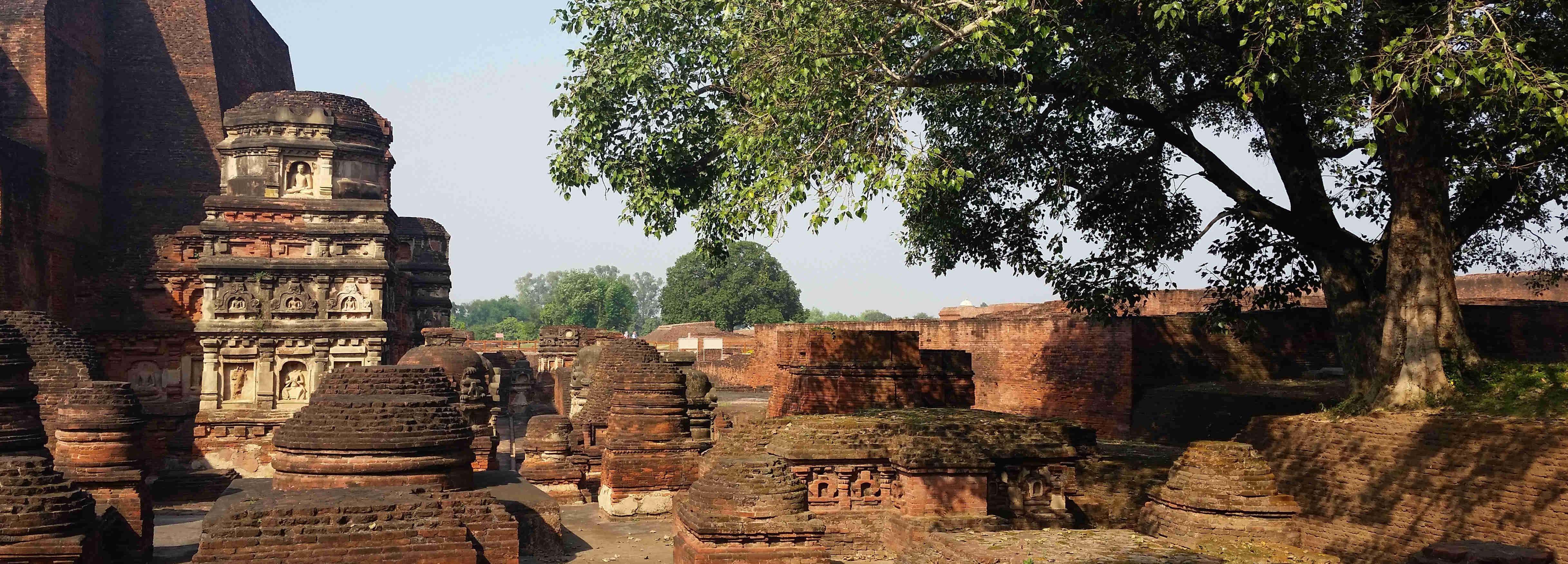Viagem aos Locais Mais Sagrados do Budismo