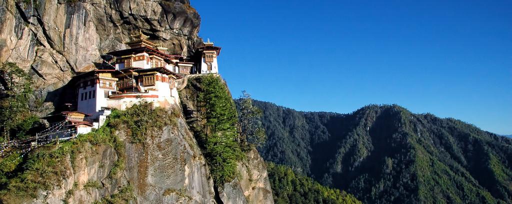 Viagem Experiências e Objetivo do Butão